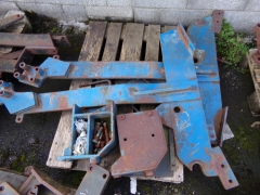 Fiat 88-94 Tanco T series loader brackets