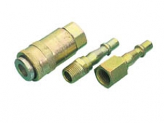 AIR LINE COUPLING SET 1/4 BSP