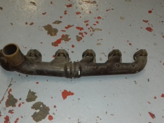 Fiat Exhaust Manifold