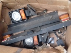 New Holland L185 Light Kit