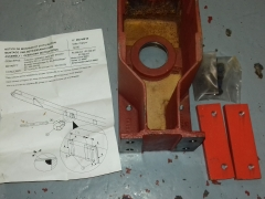 Kuhn Grouper Mount kit