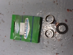 Overum Hub Bearing Kit with seal
