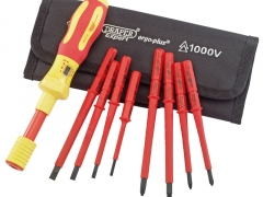 INTERCHANGEABLE VDE TORQUE SCREWDRIVER SET