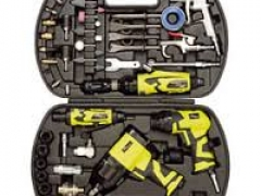 Storm Force Kit 68 Piece Air Tool Kit