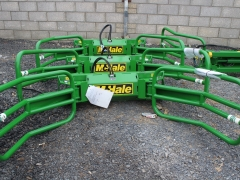 Mchale R5 Soft hands bale handler new