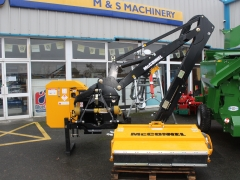 Mcconnel PA6570T Unused 6.5m Motion