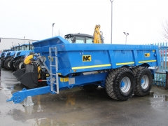 NC 616 Dumper/transport trailer