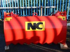 NC 1700 1.7 Metre heavy duty grab