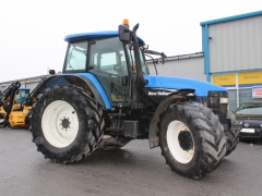 Newholland TM155 PC 2008
