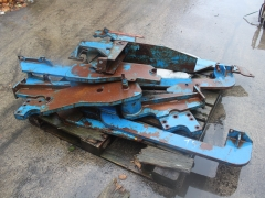 Tanco brackets for Newholland TS100