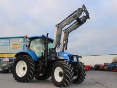 Newholland T6070 RC 40 ECO 2010