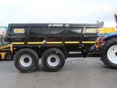 20 ton smyth dump trailer