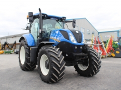 Newholland T7.175 40kph 20182