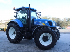 Newholland T6080 PC 2009 50KPH