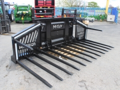 MDE warrior Silage fork 12 ft 5