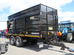 Unused Smyth 20ft silage trailer