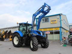 Newholland T7.190 + loader