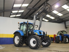 Newholland T6080 RC + LOADER 2009