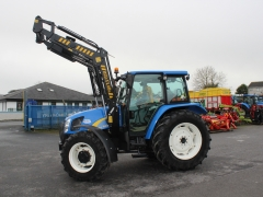 Newholland T5050 + loader 2011