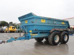 NC 314 Dump trailer 2008