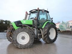 Deutz M620 front linkage & pto 2009