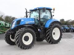 Newholland T7.200 sidewinder 1300 hours