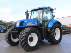 Newholland T6050 RC 40 kph