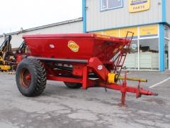 Bredal K40 lime/fert spreader