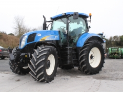 Newholland T6080 RC 50KPH SW 2011