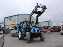 Newholland T5050 + loader 2013