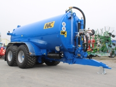 NC Tandem 3500G Slurry Tanker