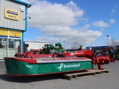 Kverneland 3232 10ft6 mower conditioner
