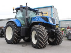 Newholland T7.270 Autocommand GPS Ready