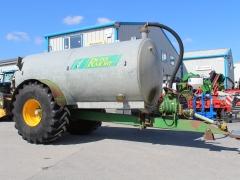 Rossmore 2100G tanker 2009