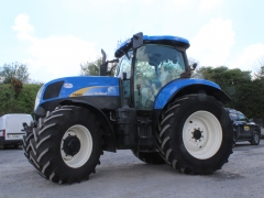 Newholland T6080 RC 50KPH 2010