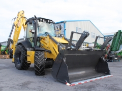 New Newholland B110c Backhoe