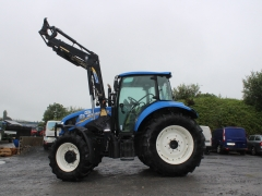 Newholland T5.95 + loader