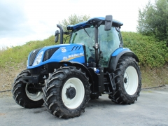 Newholland T6.145 DCT Demo