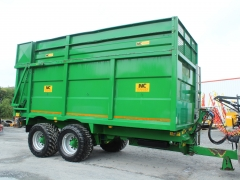 NC 18ft silage/grain trailer year