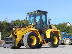 Newholland W110C 2014 Loader