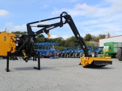 Mcconnel PA6565T Hedgecutter 2014