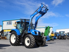Newholland T6.140 + loader 2016