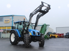 Newholland T5070 + loader 2012
