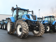 Newholland T7.195S 2021 demo