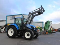 Newholland T5.105 + loader 2013