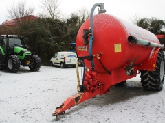 Agrimac 2600G Tanker 2009
