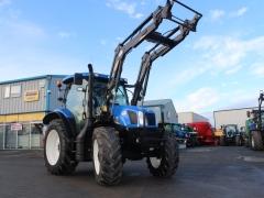 Newholland T6.140 + loader 2017