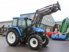 Newholland TS110 + LOADER