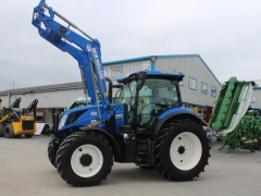 Newholland T6.145 + loader