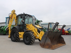 Newholland B100c Backhoe 2019